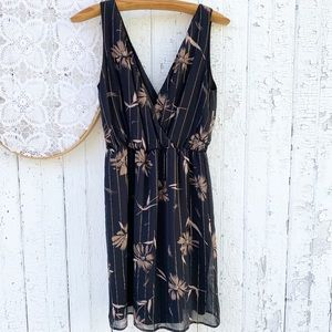 Anthropologie What Goes Around Comes Around Silk S